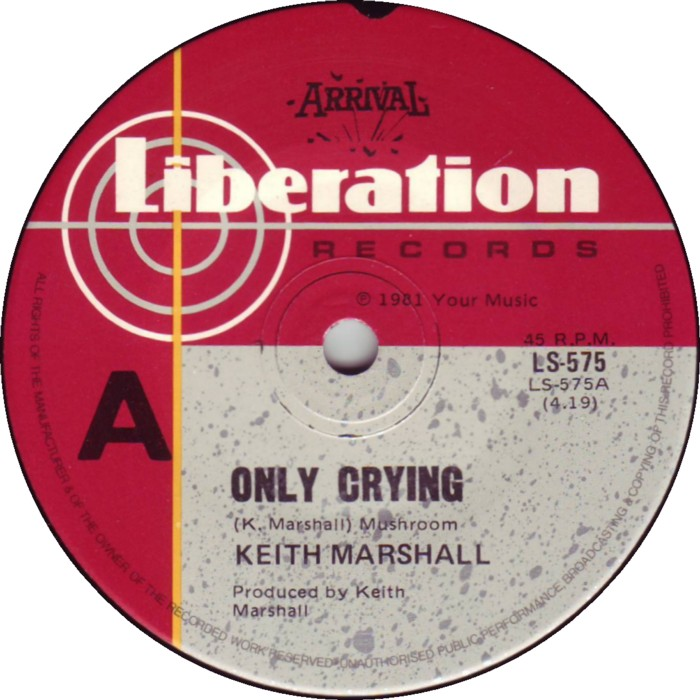 keith-marshall-only-crying-liberation