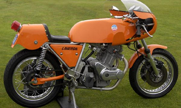 LAVERDA 750 SFC – (1971/1977) – Italia