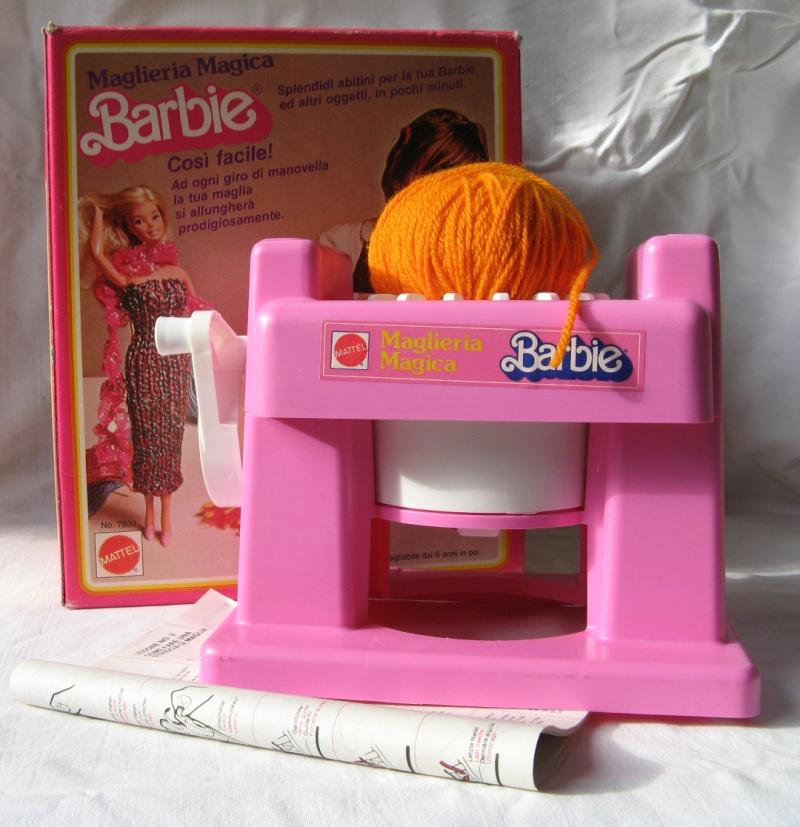 maglieria magica barbie