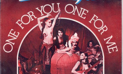 ONE FOR YOU ONE FOR ME – Fratelli La Bionda – (1978)