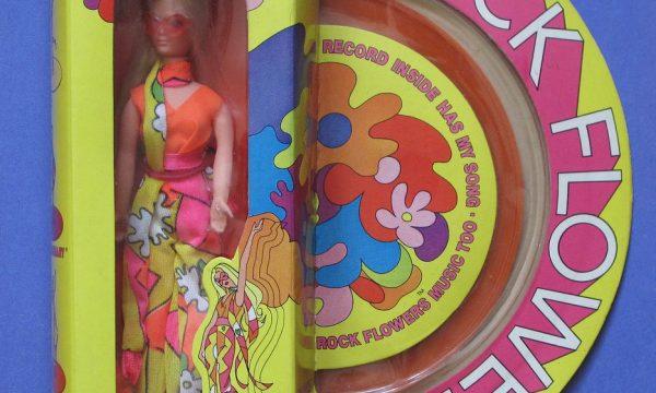 ROCK FLOWERS – Mattel – (1971/1974)