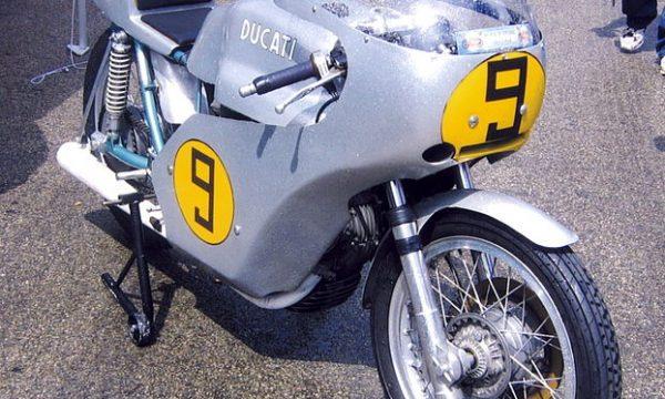 DUCATI 500 GP – (1971/1972) – Italia