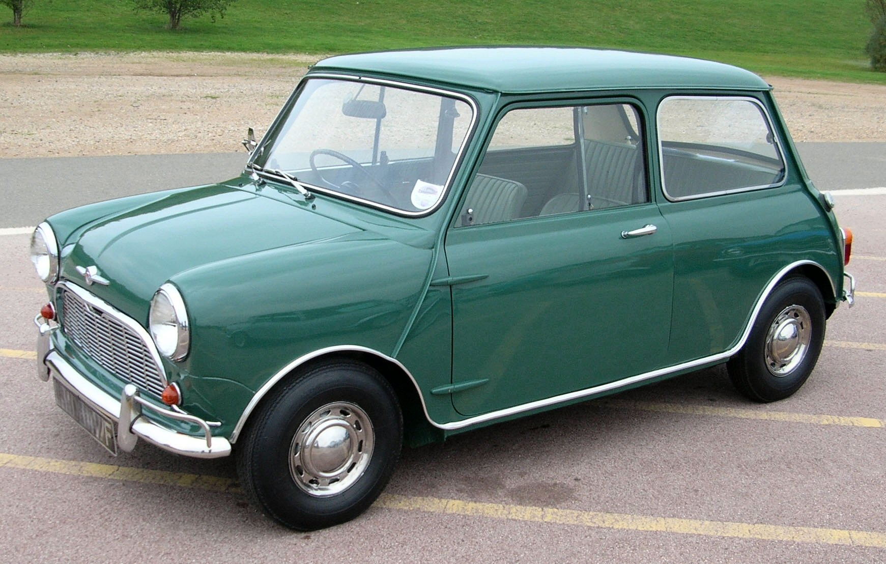 Morris Mini Minor 1967 auto del secolo