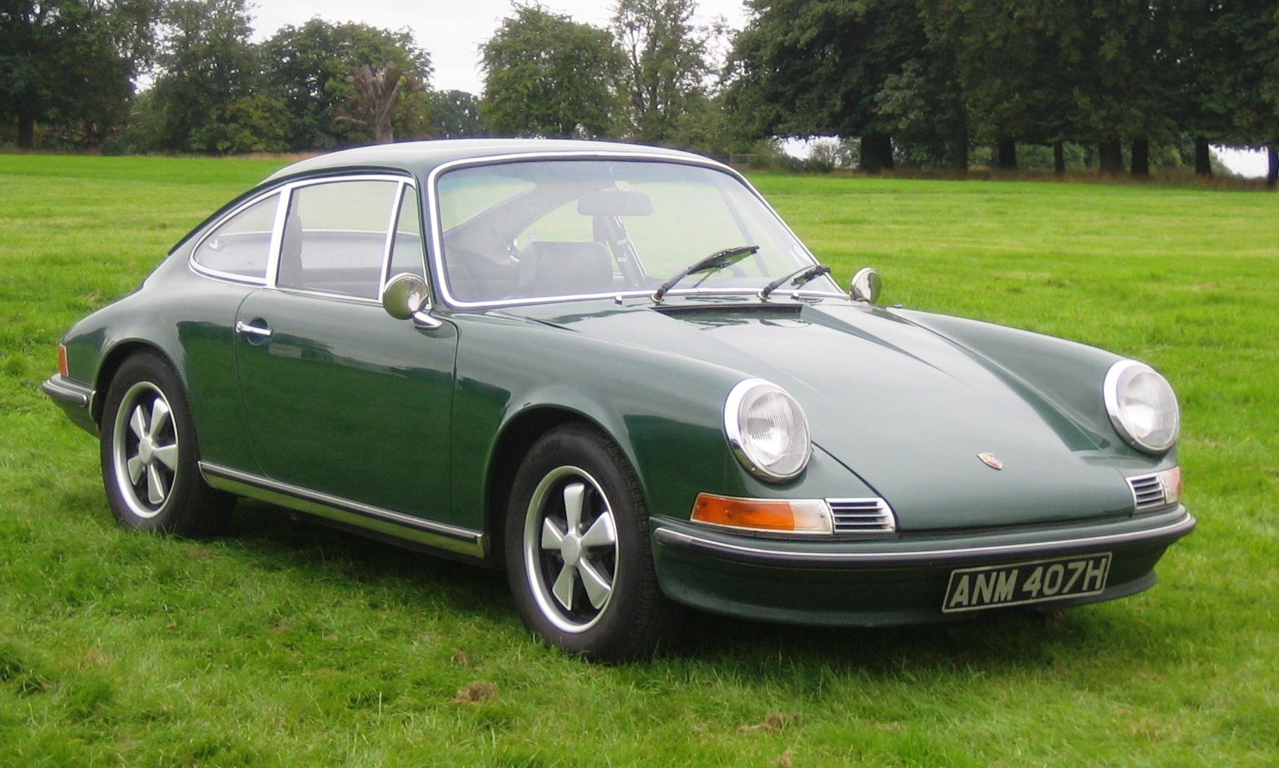 Porsche_911 1969 auto del secolo