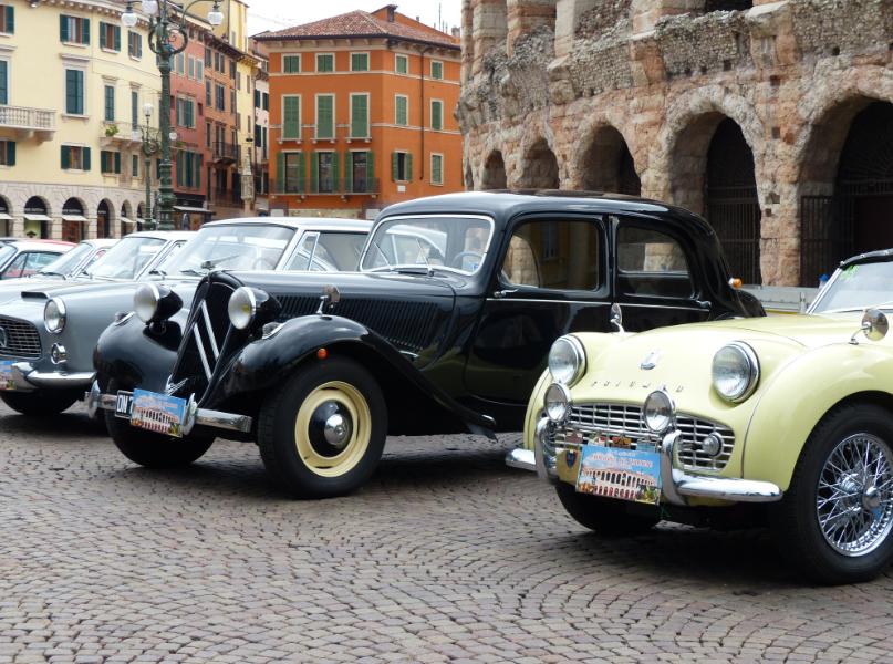 auto del secolo