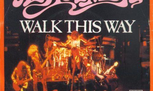 WALK THIS WAY – Run D.M.C. – (1986)