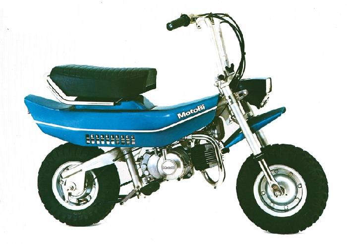 Benelli Caddy 1975