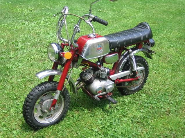 Motorini Anni 70 80.Minibike Citybike E Minicross Anni 60 E 70