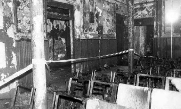 Incendio del CINEMA STATUTO – (13/02/1983)