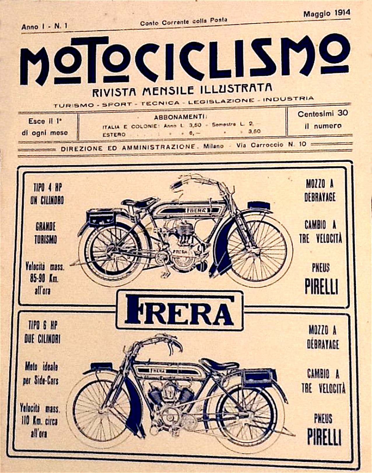 motociclismo_rivista_numero_1_1914