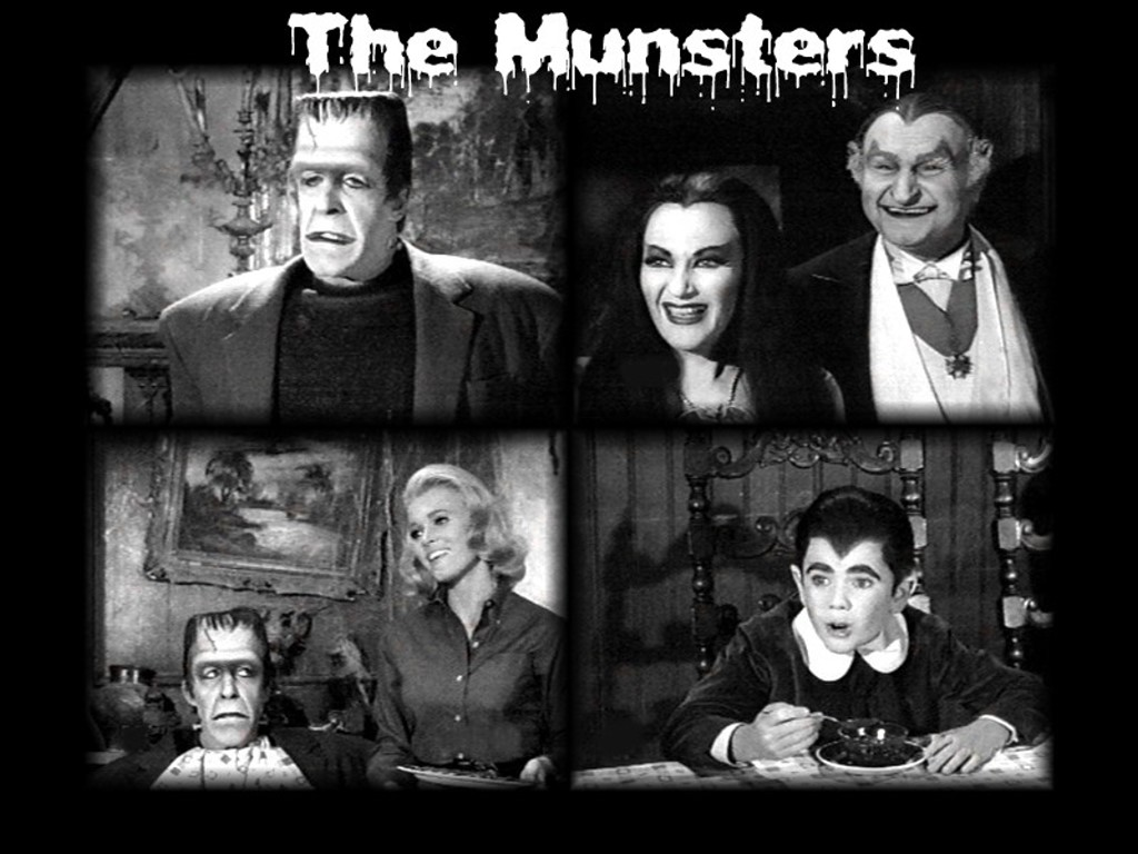 munsters mostri sigla