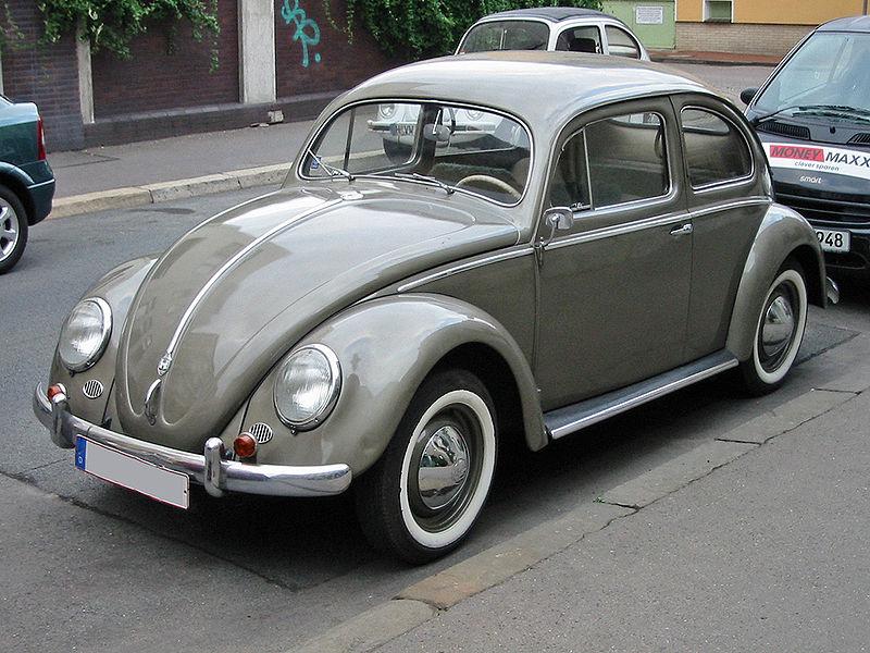 volkswagen maggiolino 1957 auto del secolo