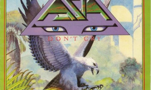 DON'T CRY – Asia  – (1983)