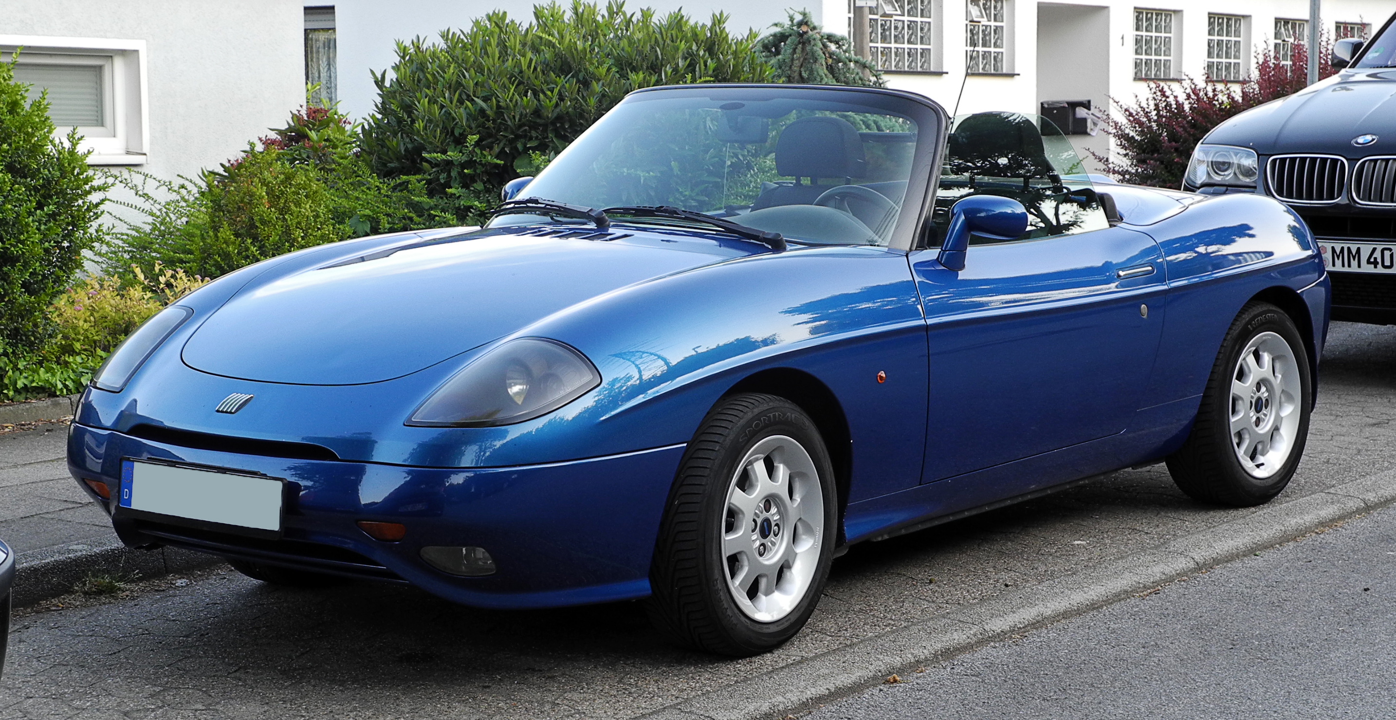 Fiat Barchetta ultima spider
