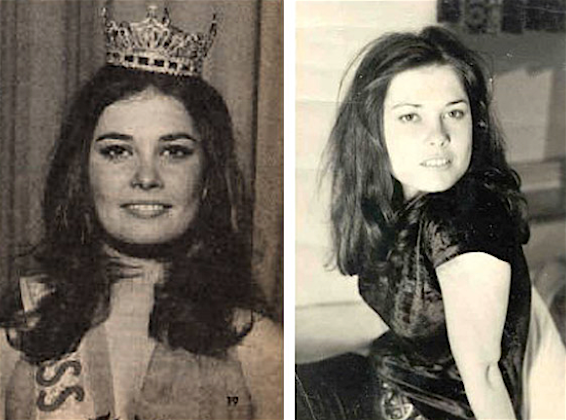 Jane Badler Miss New Hampshire 1972