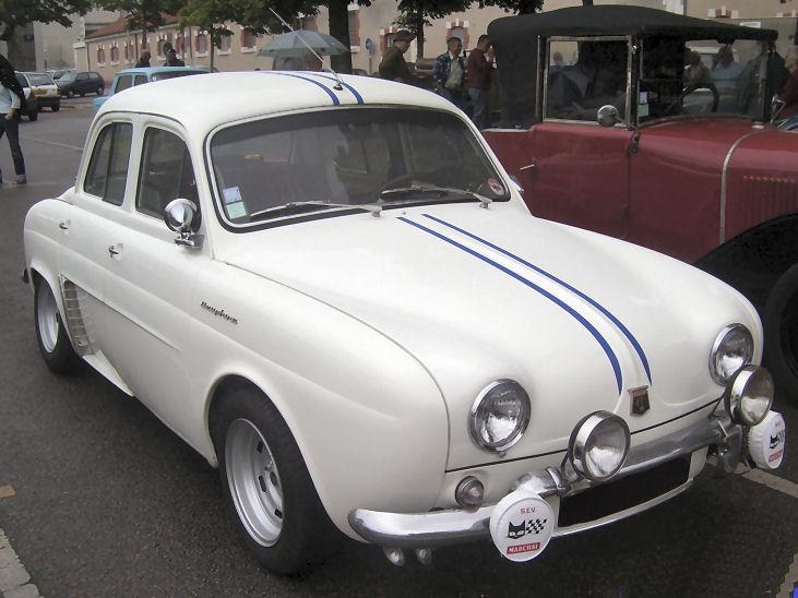 Renault dauphine 1093_