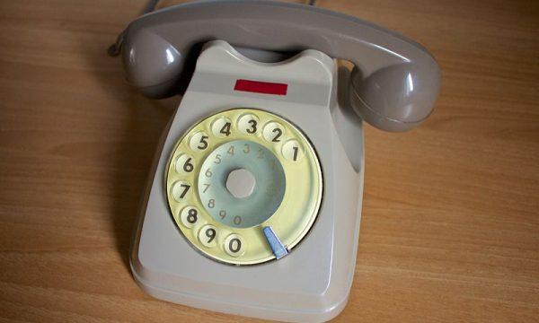 Telefono BIGRIGIO SIEMENS S62 SIP – (1962/1993)