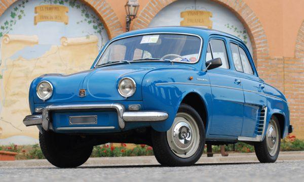 Storia dell'auto: RENAULT DAUPHINE – (1956/1968)