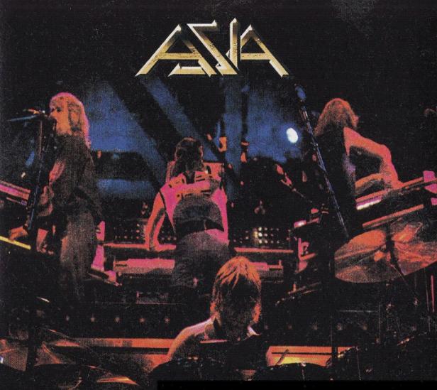asia concerto live 1983