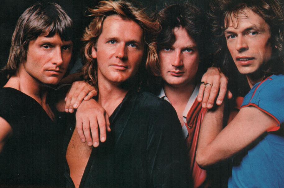 asia gruppo musicale 1982