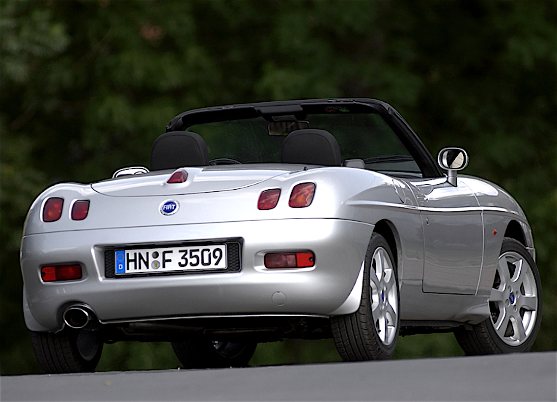 fiat barchetta retro