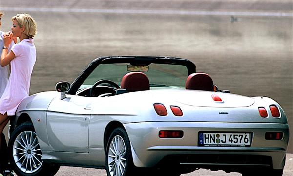Storia auto: FIAT BARCHETTA l'ultima Spider – (1994/2005)