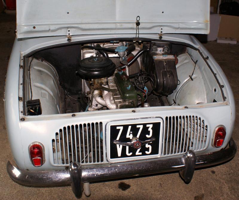 dauphine storia auto epoca anni 60 qui con foto e curiosita u0026 39