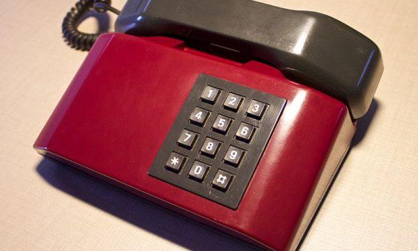 Telefono PULSAR – SIP – (1985/1990)