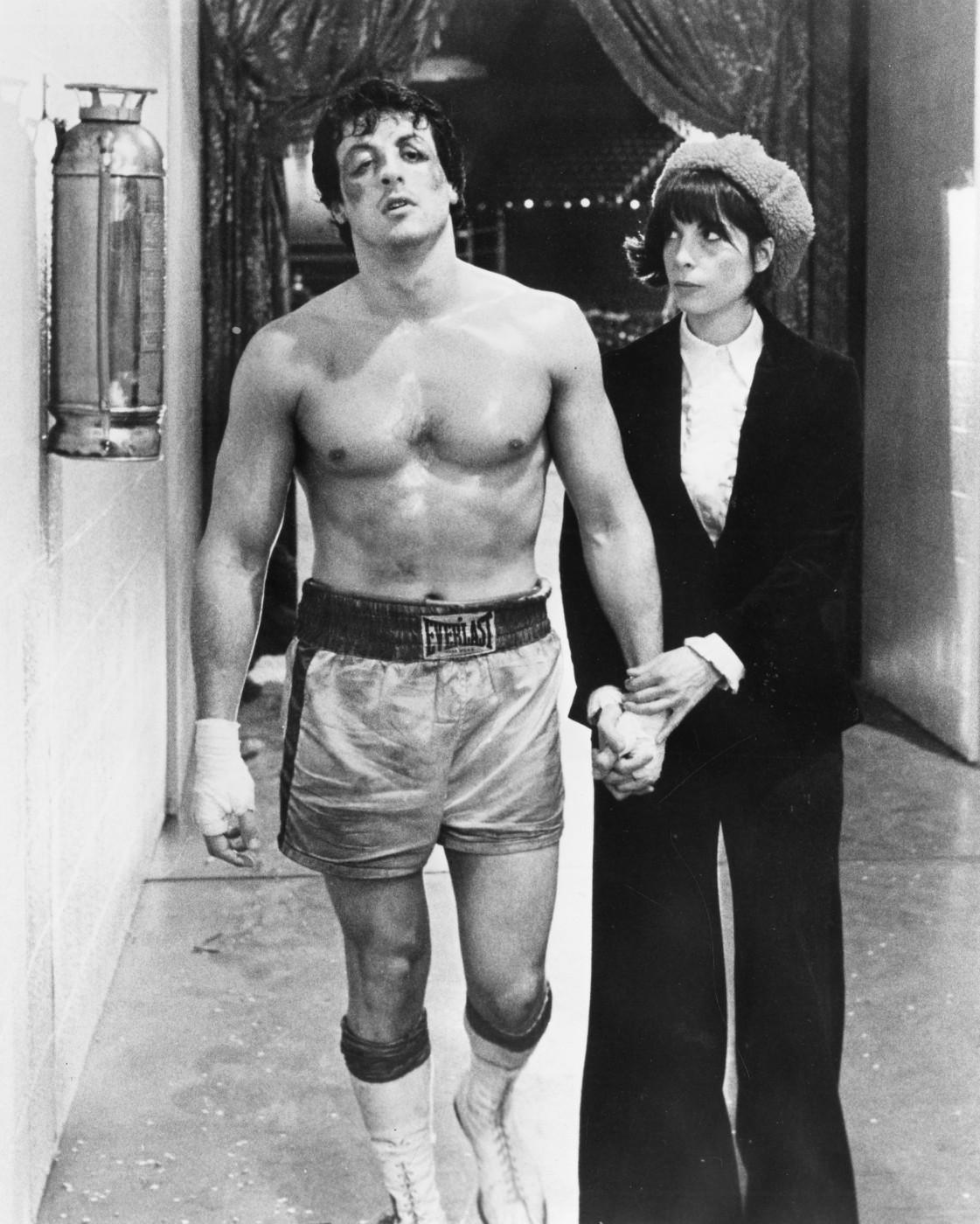 1976 FILM ROCKY STALLONE