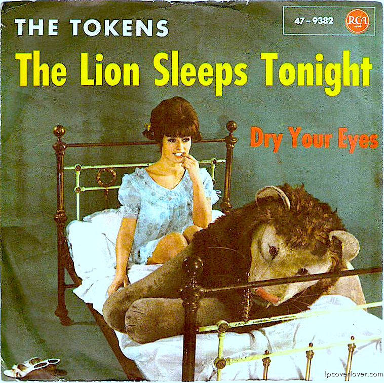copertina the lion sleeps tonight