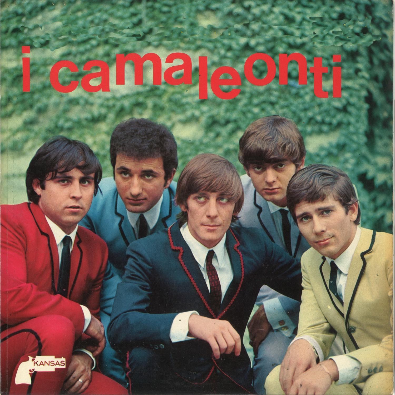 i camaleonti anni 60