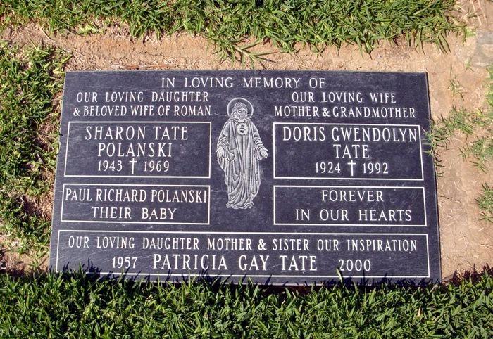 Sharon Tate tomba