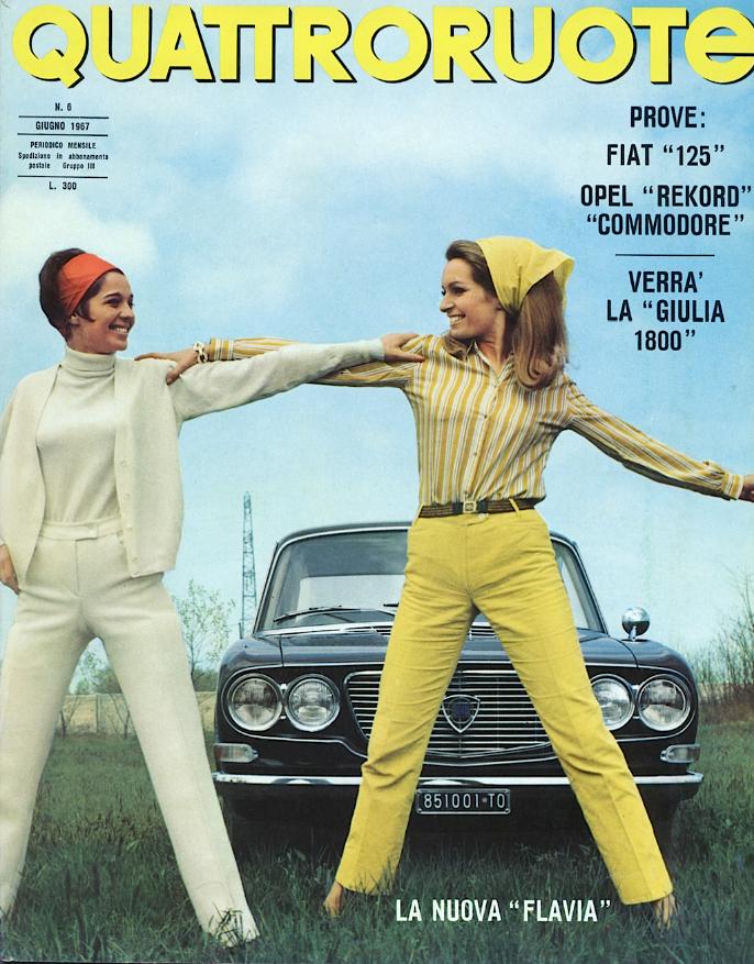 1967 quattoruote giugno 138