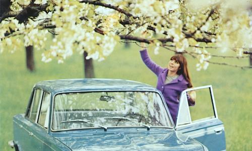 QUATTRORUOTE 1967: Storia dell'auto attraverso le COPERTINE – (Anno XII – 1967)