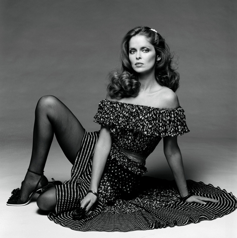 Barbara Bach - Dress Image Credit Terry ONeill