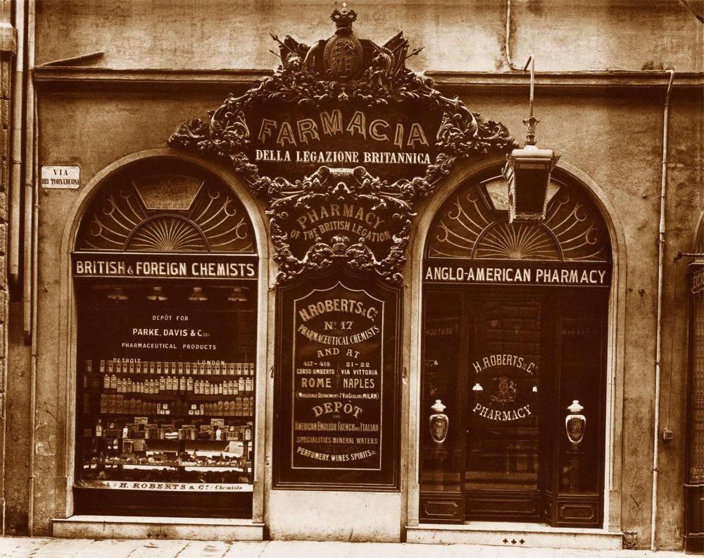 Farmacia Storica Alta manetti_roberts