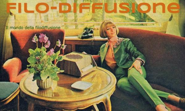 FILODIFFUSIONE RAI – (dal 1958)