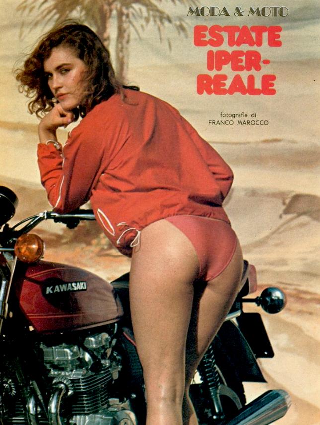 Lory del Santo 1980