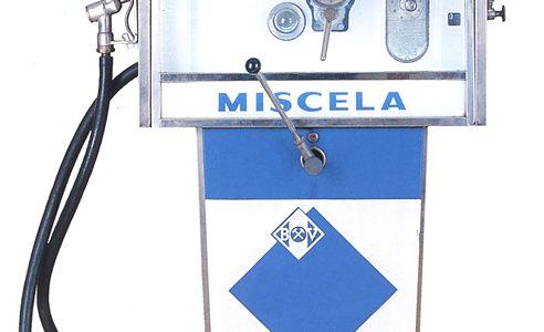 MISCELA olio-benzina : un rito per noi ragazzi anni 60 e 70