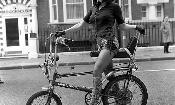 Chopper bike RALEIGH – il mito degli anni '70