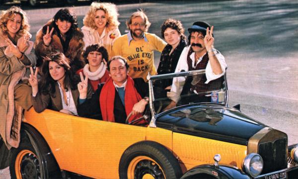 L' ALTRA DOMENICA – Trasmissione RAI – (1976/1979)
