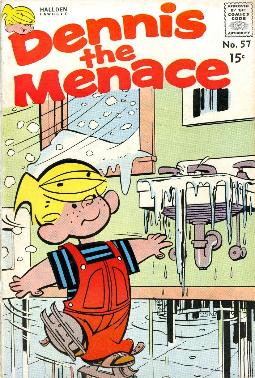 Dennis-the-Menace-fumetto-No-57-Cover