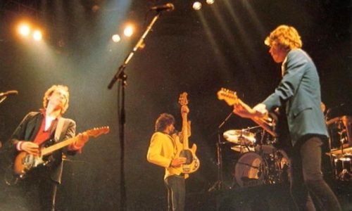 TUNNEL OF LOVE – Dire Straits – (1981)