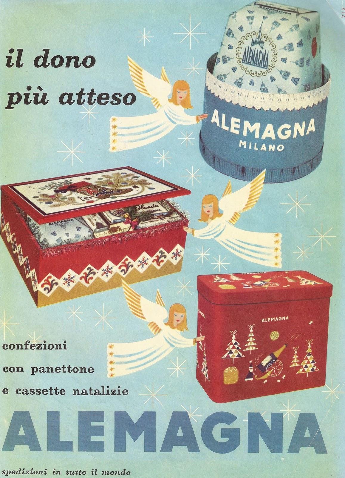alemagna 1958 (bruno tredicine-napoli)