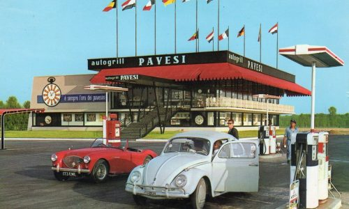 AUTOGRILL – PAVESI / MOTTA / ALEMAGNA – (1947/1977)
