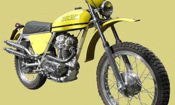 DUCATI RT 450 / 350 – (1970/1973) – Italia