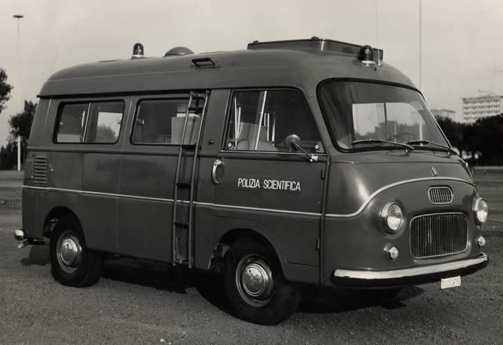 Furgone scientifica 1 curiosando negli anni 60 70 80 for Furgone anni 70 volkswagen