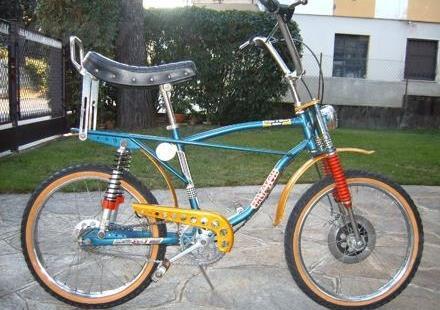 Saltafoss Originale Bicicletta Da Cross Degli Anni 70 Qui Con Tante Foto