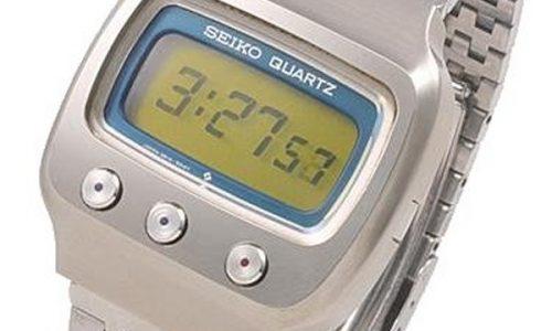 SEIKO QUARTZ 06LC primo orologio digitale – (1973)