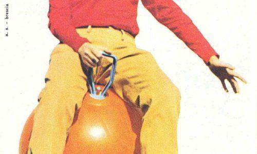 IL PALLONE PON PON – Un vero salto nel passato – (1969)